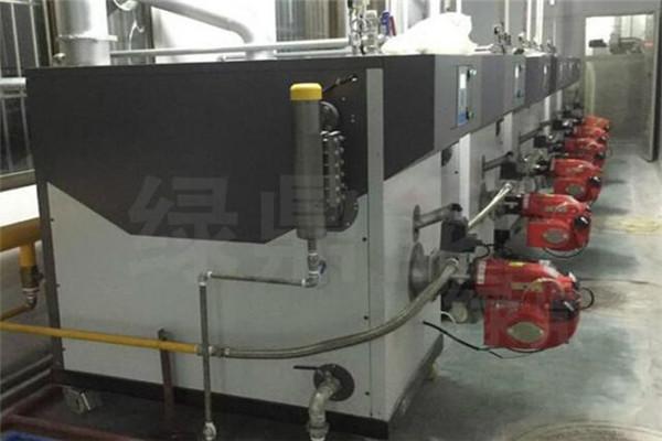 燃气节能蒸汽机智能操控安全节能