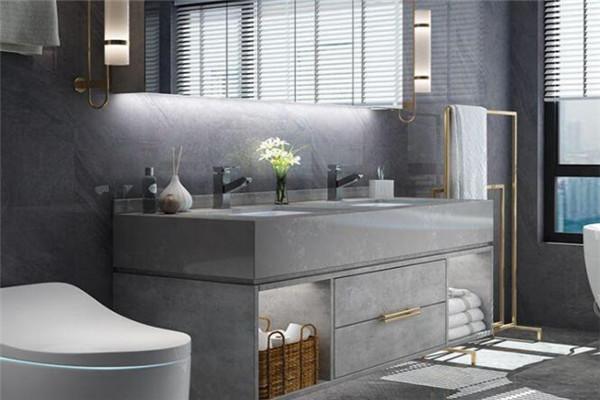 智能浴室柜提升你的生活品质