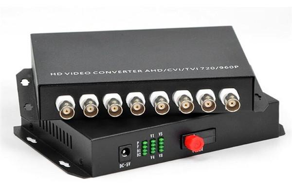数字视频光端机使用优势更加显著