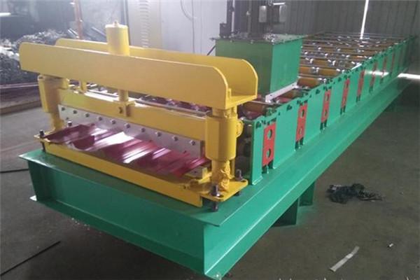 彩钢压瓦机自动化控制性能卓越