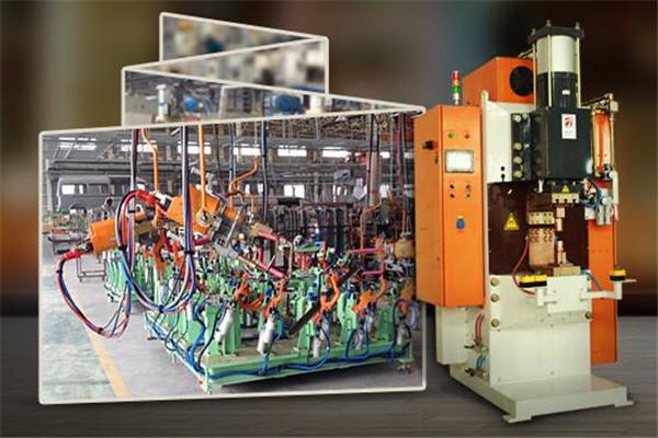 中频逆变点焊机技术先进焊接精度高