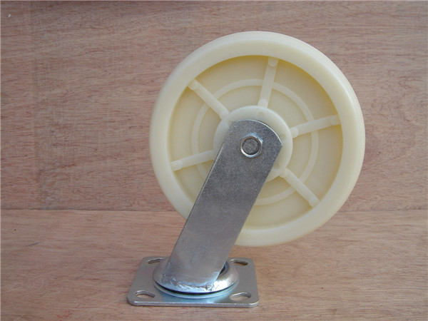 用这种轮子可以提高工作效率