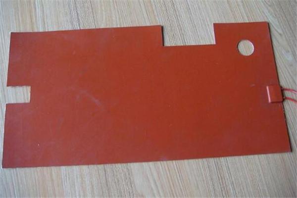 硅橡胶加热板加热均匀精工制造