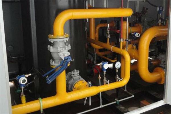 燃气调压器结构合理安全有保障