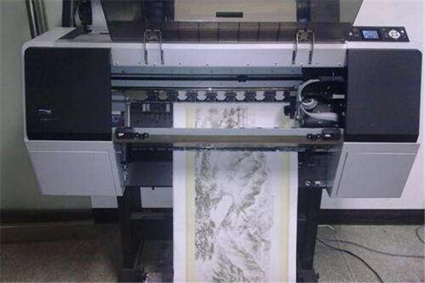 喷墨打印机占据了国内市场的主导地位