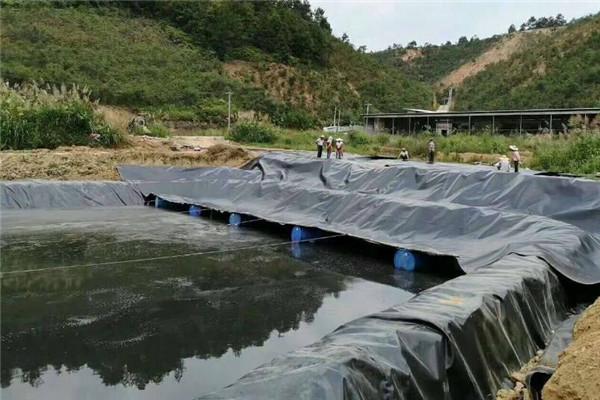 鱼池防渗膜性价比高实用性强