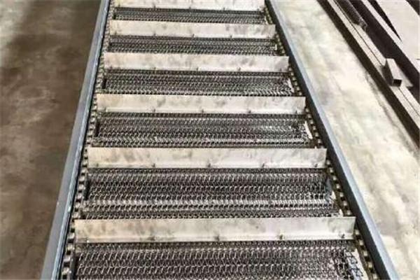 金属网带输送机物料输送新选择