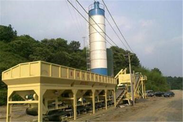 稳定土拌合站质量可靠经济实用