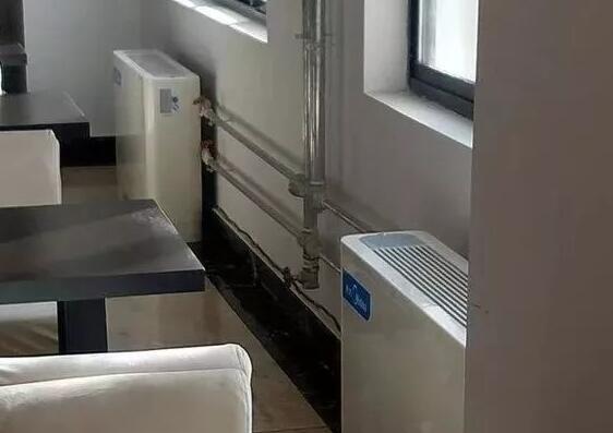 立式明装风机盘作为空调配件的优势