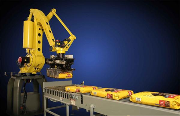 机器人在食品行业备受欢迎