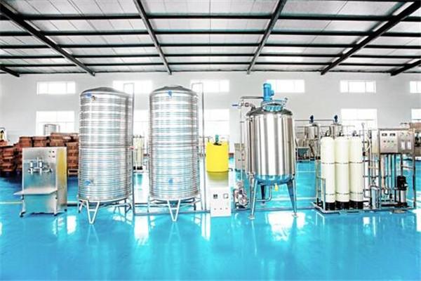 玻璃水生产设备投资创业的优势