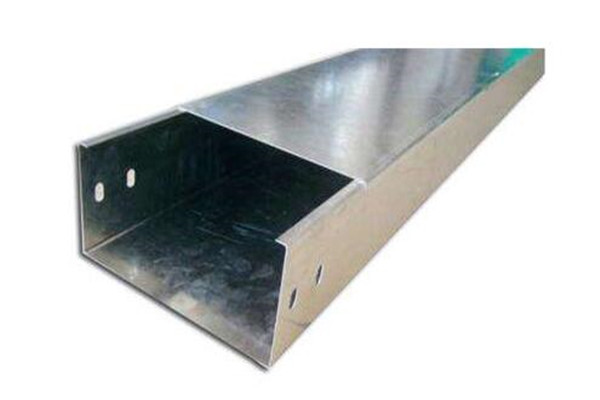 金屬線槽作為吊頂支架的安裝說明