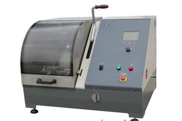 金相试样切割机操作使用优于同类产品