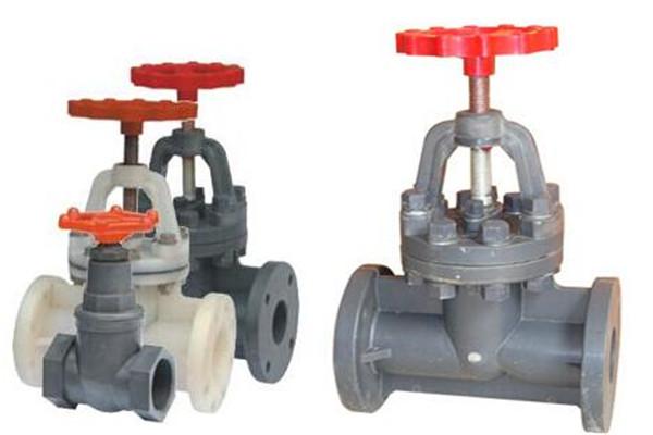 塑料截止阀在管路系统中的应用