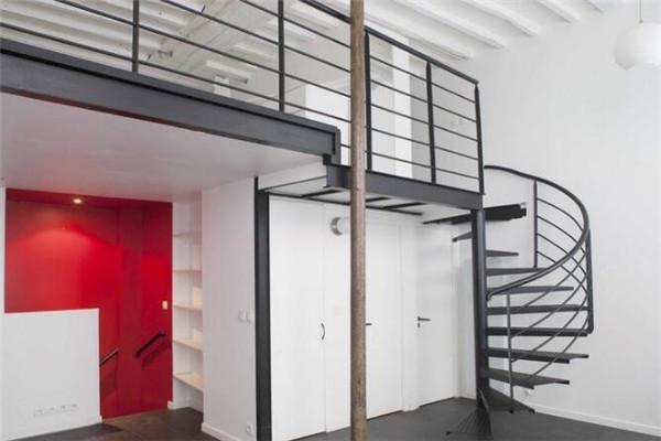 鋼結構樓梯為何備受市場青睞?