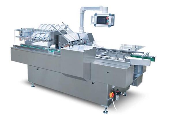 自动装盒机有效提升生产效率