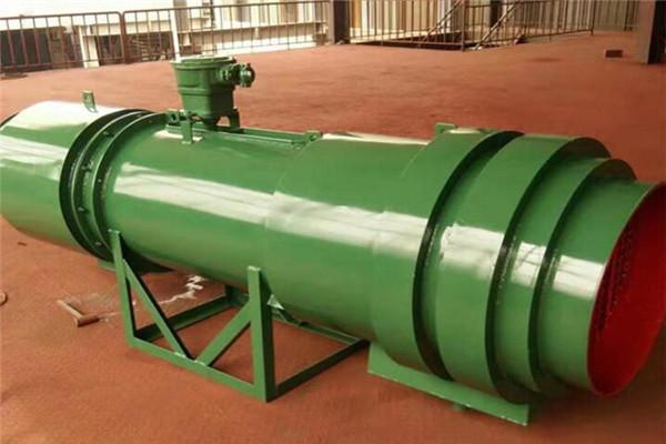 矿用除尘风机在工矿产业的应用