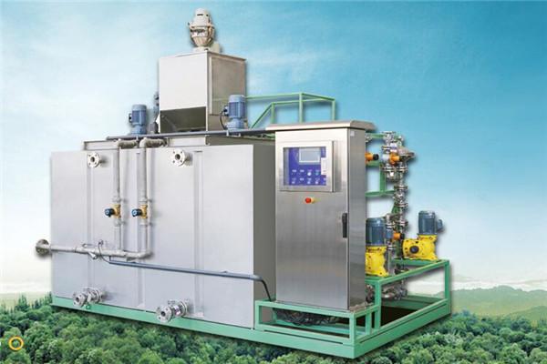板框压滤机助力我国环保事业发展