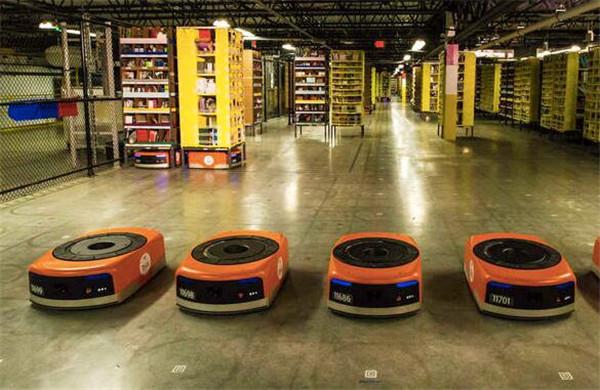 物流机器人要真正运营为时尚早