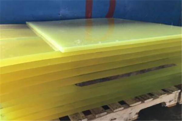 聚氨酯耐磨板性能優異優點突出