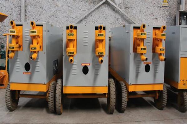 雙液注漿泵在加固工程的應用