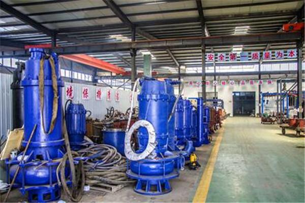 潜水渣浆泵在各个行业的应用说明