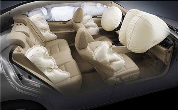汽车安全气囊为你的安全着想