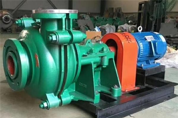 压滤机专用泵动力强劲 高效稳定